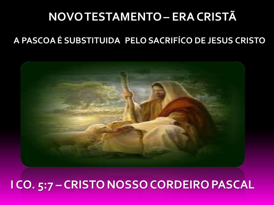 NOVO TESTAMENTO – ERA CRISTÃ