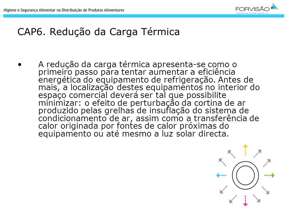 CAP6. Redução da Carga Térmica