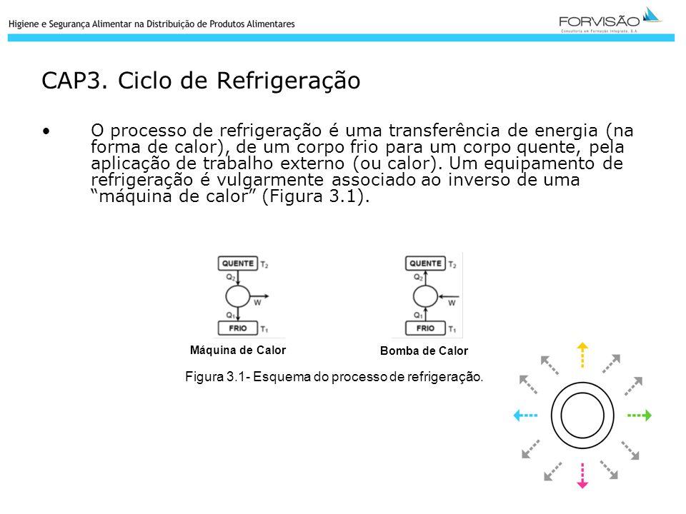 CAP3. Ciclo de Refrigeração