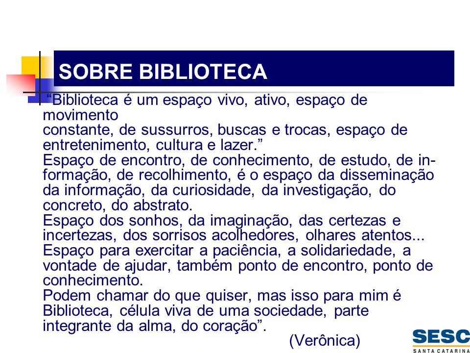SOBRE BIBLIOTECA