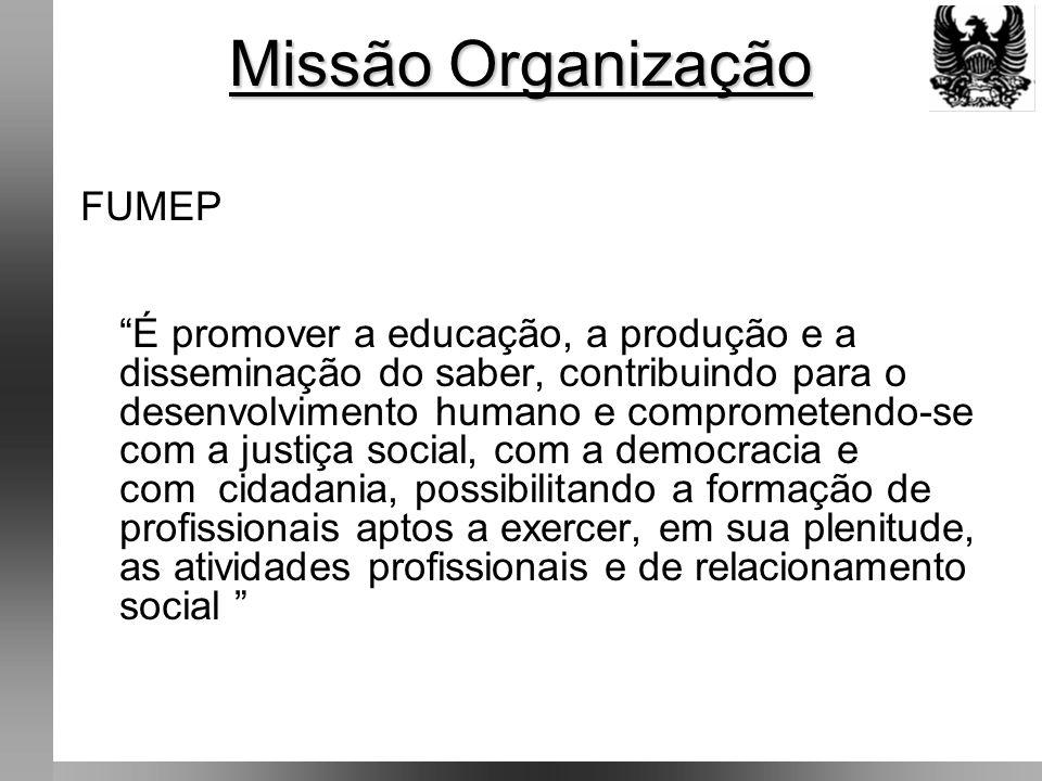 Missão Organização FUMEP