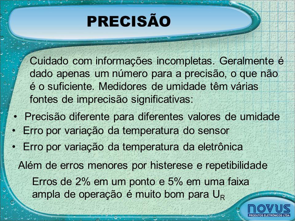 PRECISÃO