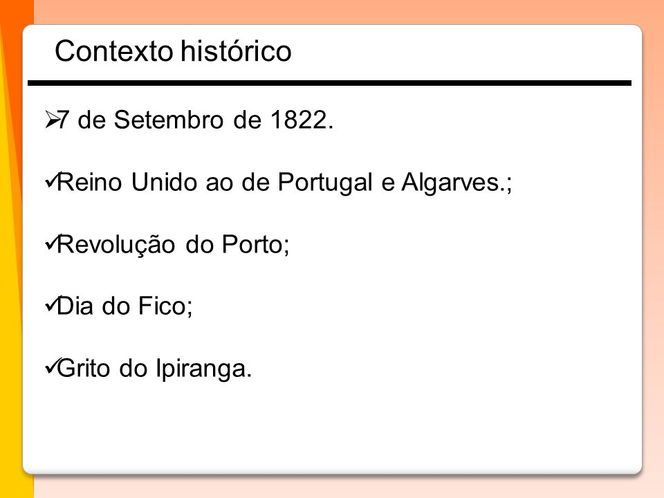Reino Unido ao de Portugal e Algarves.; Revolução do Porto;