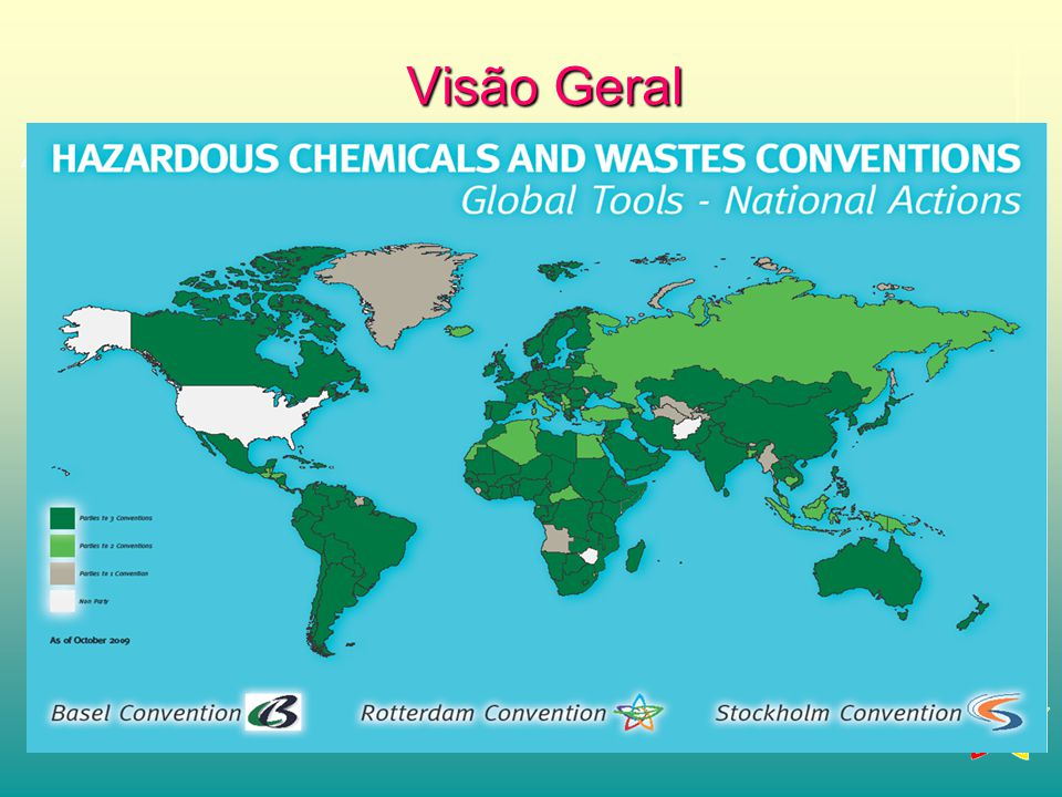 Visão Geral 45 The map has been updated on 20 July 2011. 45 45