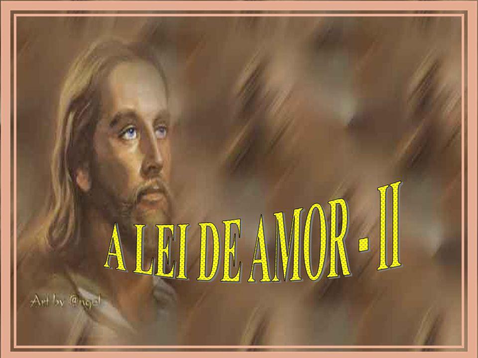 A LEI DE AMOR - II