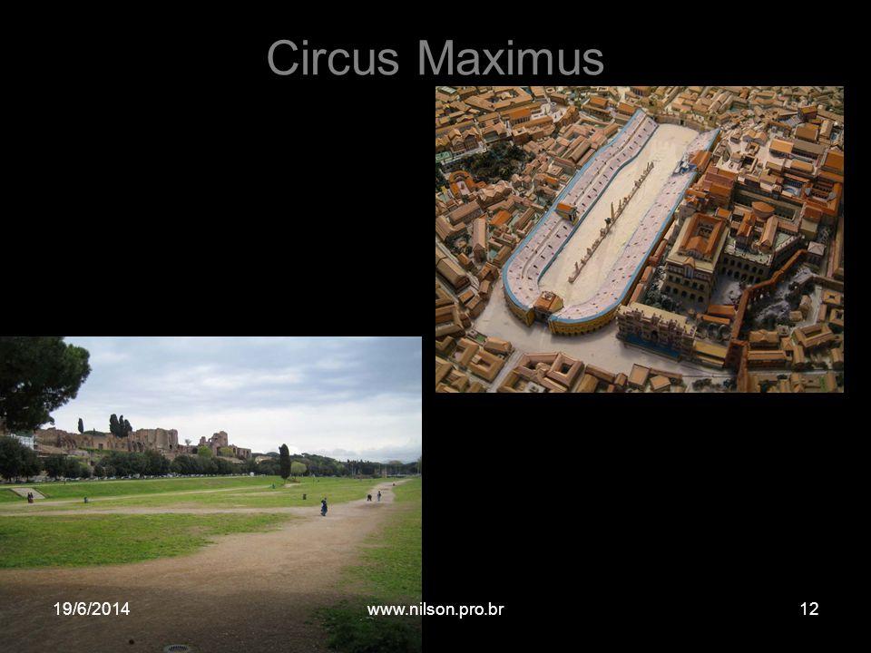 Circus Maximus 02/04/2017 www.nilson.pro.br