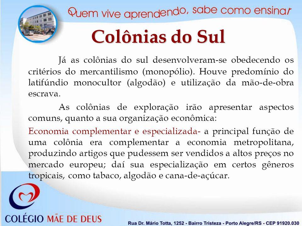 Colônias do Sul