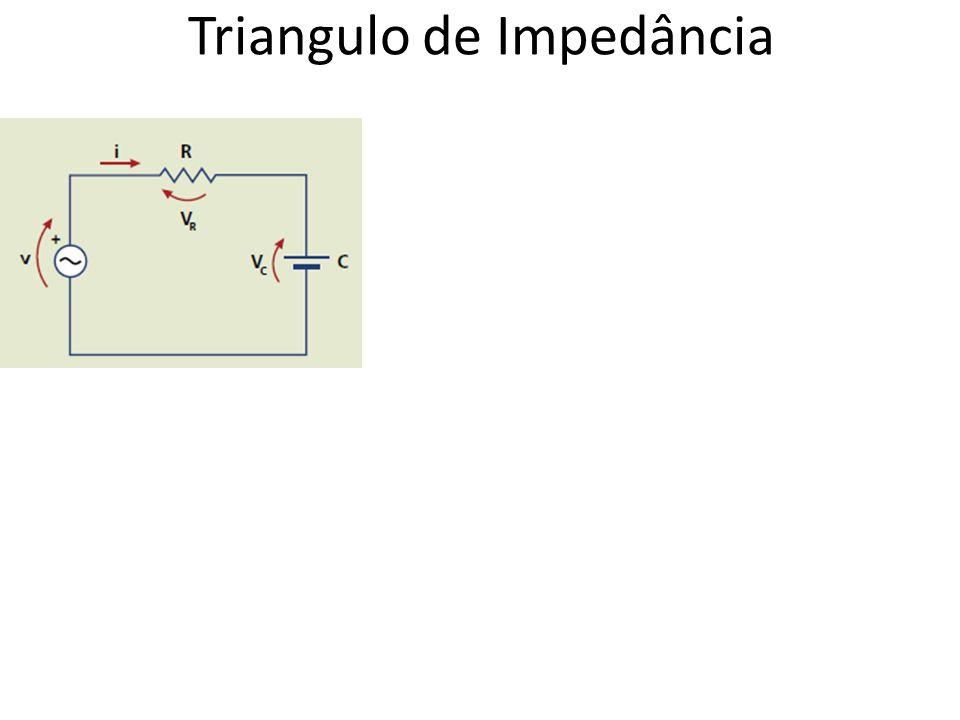 Triangulo de Impedância