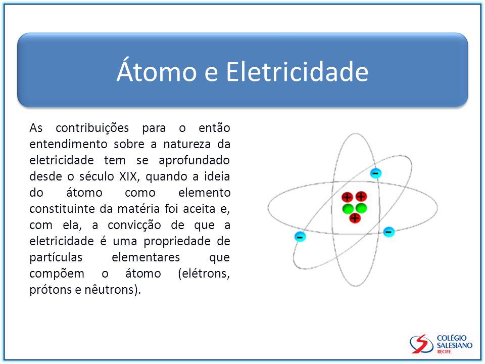 Átomo e Eletricidade