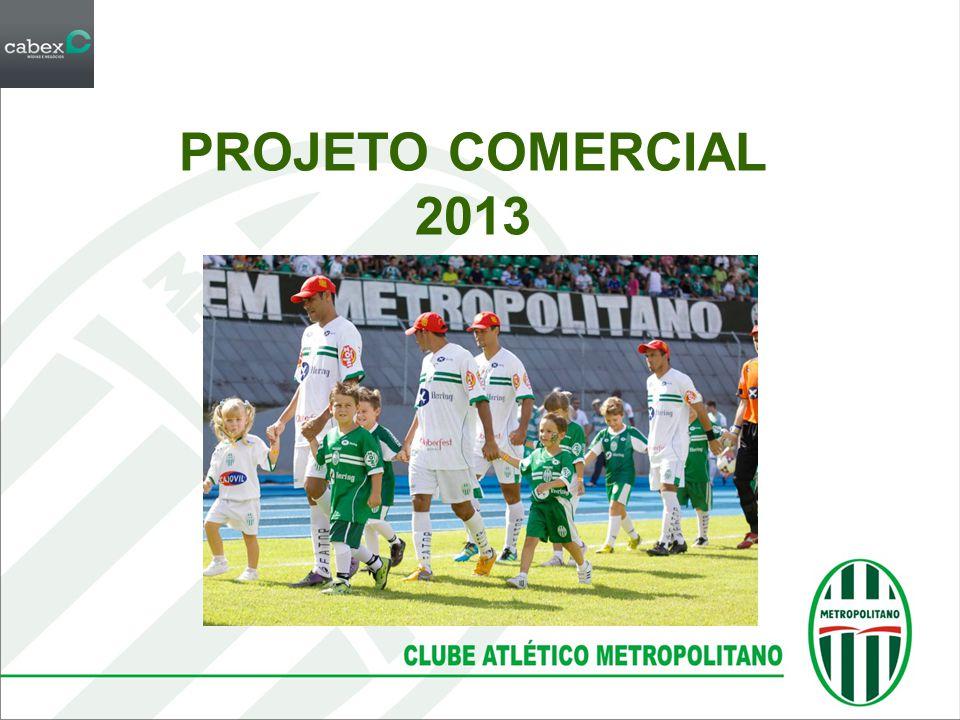 PROJETO COMERCIAL 2013