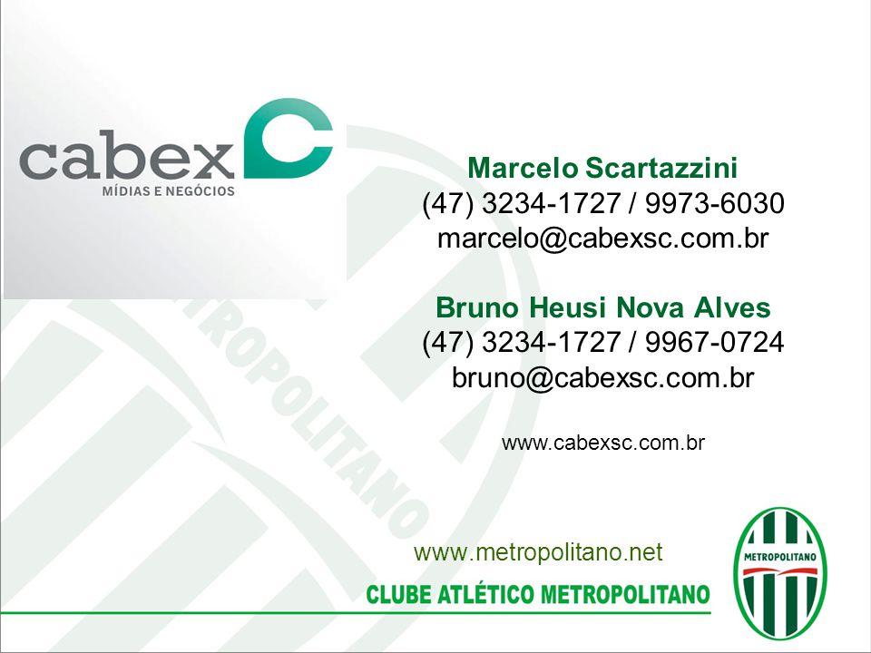 Marcelo Scartazzini Bruno Heusi Nova Alves