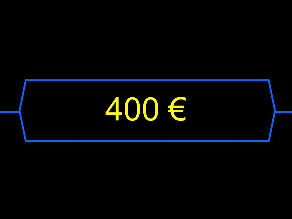400 €