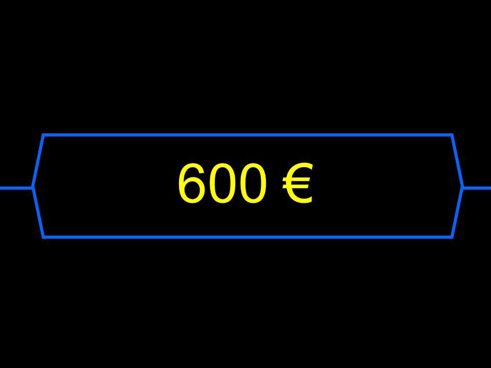 600 €