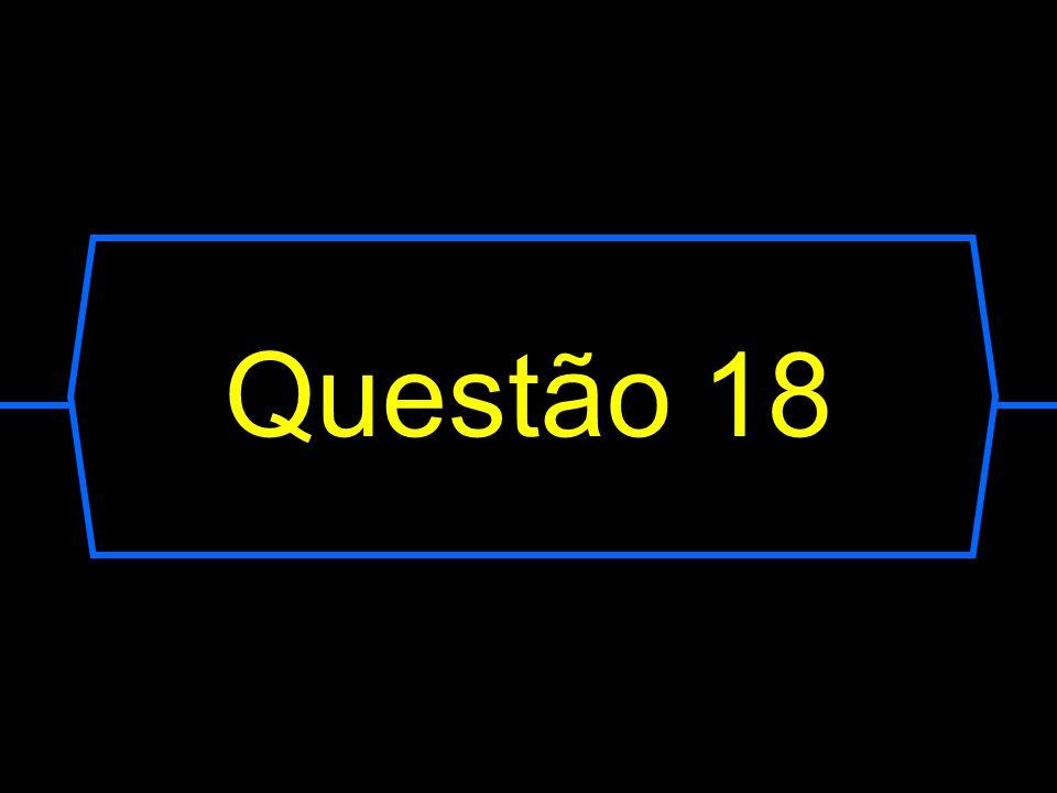 Questão 18
