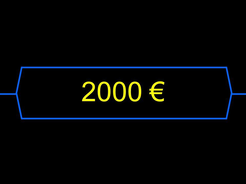 2000 €