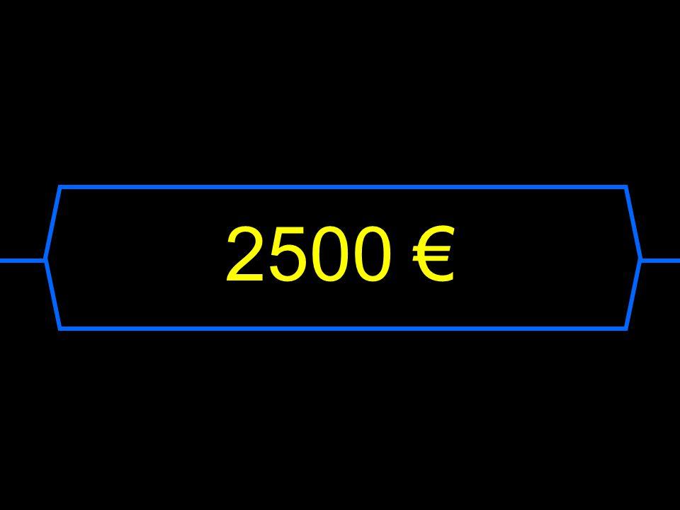 2500 €