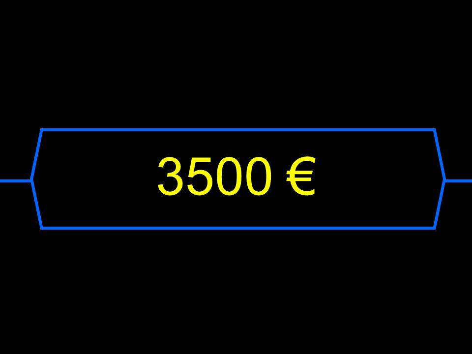 3500 €