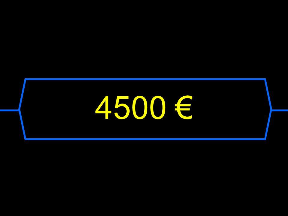 4500 €