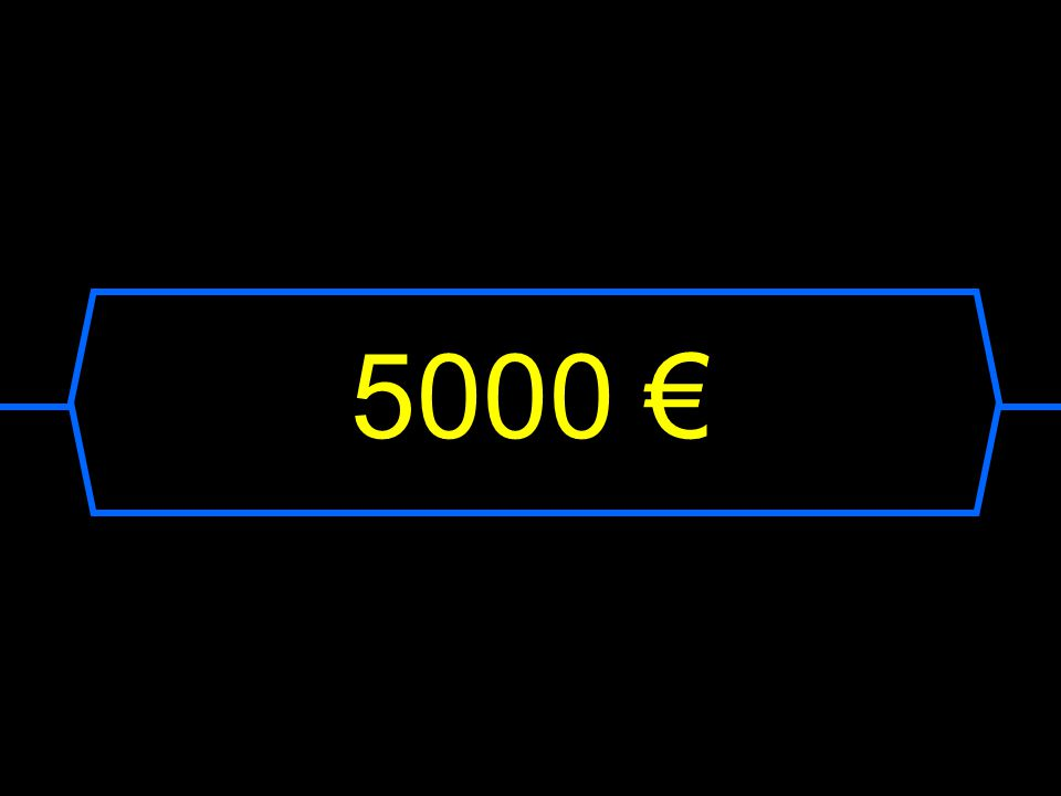 5000 €