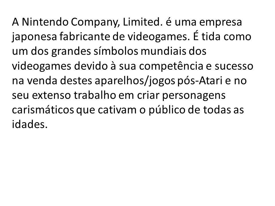 A Nintendo Company, Limited