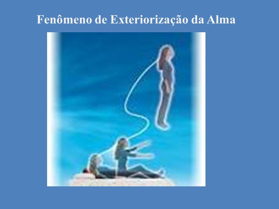 Fenômeno de Exteriorização da Alma