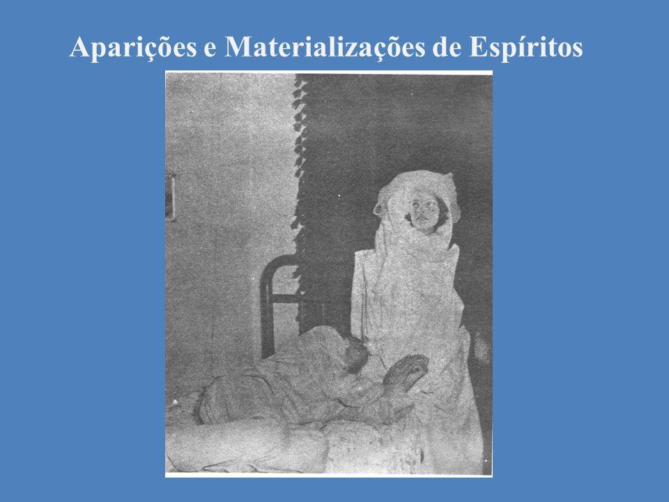 Aparições e Materializações de Espíritos