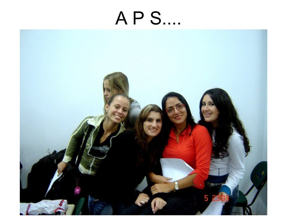 A P S....