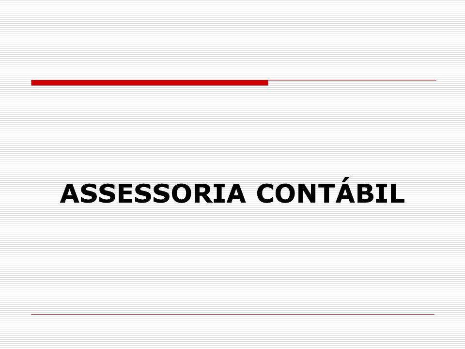 ASSESSORIA CONTÁBIL