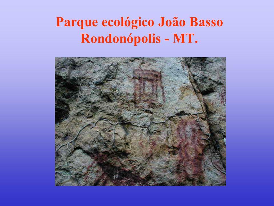 Parque ecológico João Basso Rondonópolis - MT.