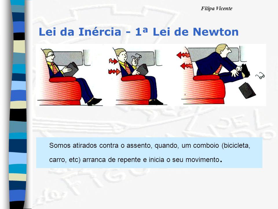 Lei da Inércia - 1ª Lei de Newton