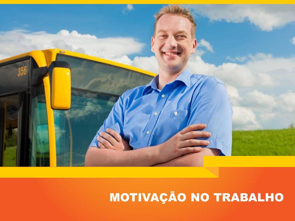 MOTIVAÇÃO NO TRABALHO