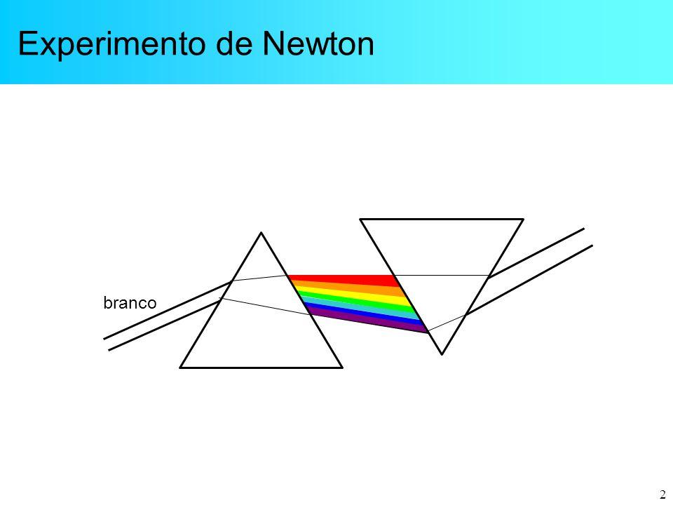 Experimento de Newton branco