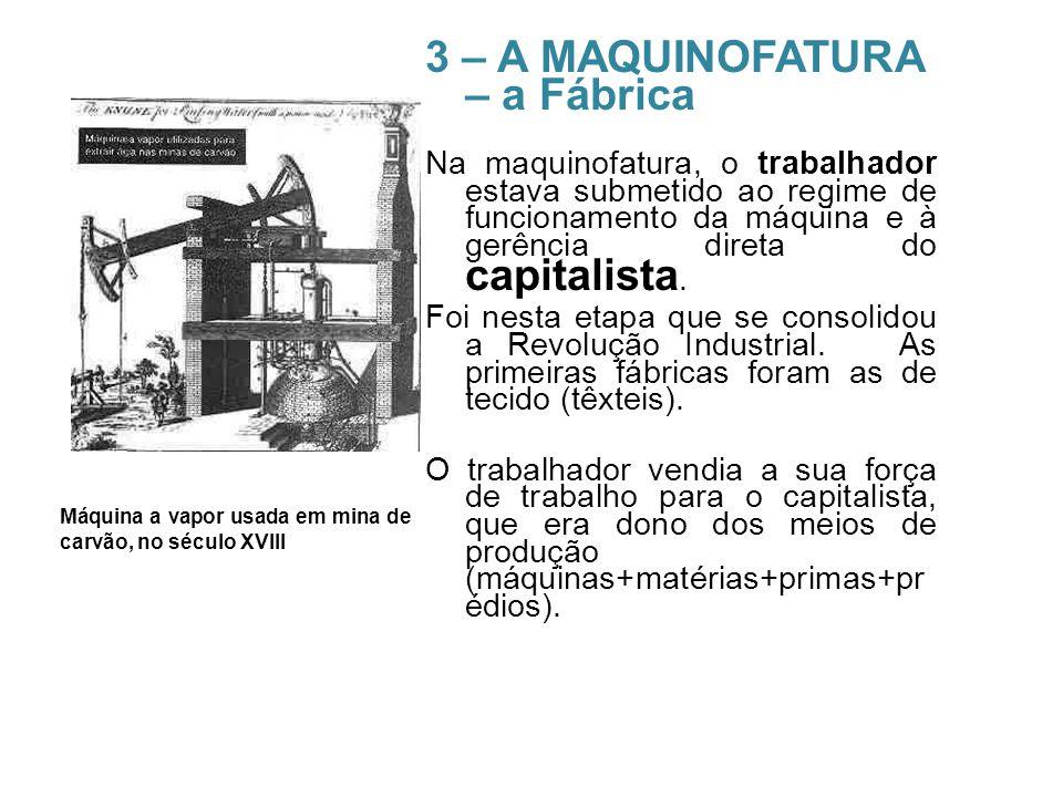 3 – A MAQUINOFATURA – a Fábrica