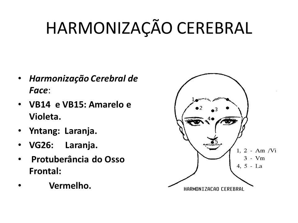HARMONIZAÇÃO CEREBRAL