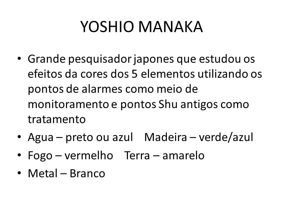YOSHIO MANAKA