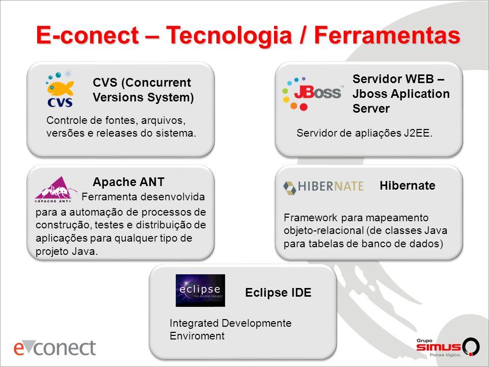 E-conect – Tecnologia / Ferramentas