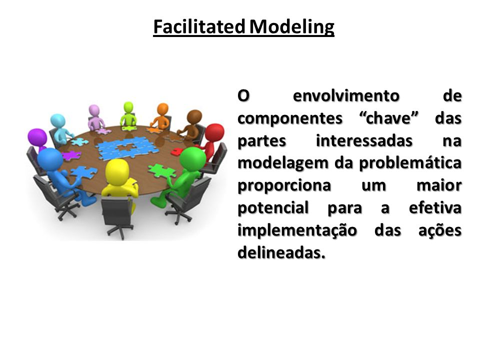 Facilitated Modeling