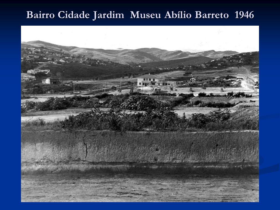 Bairro Cidade Jardim Museu Abílio Barreto 1946