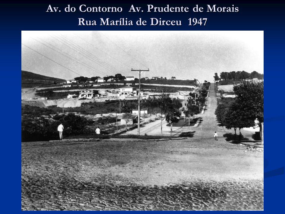 Av. do Contorno Av. Prudente de Morais Rua Marília de Dirceu 1947