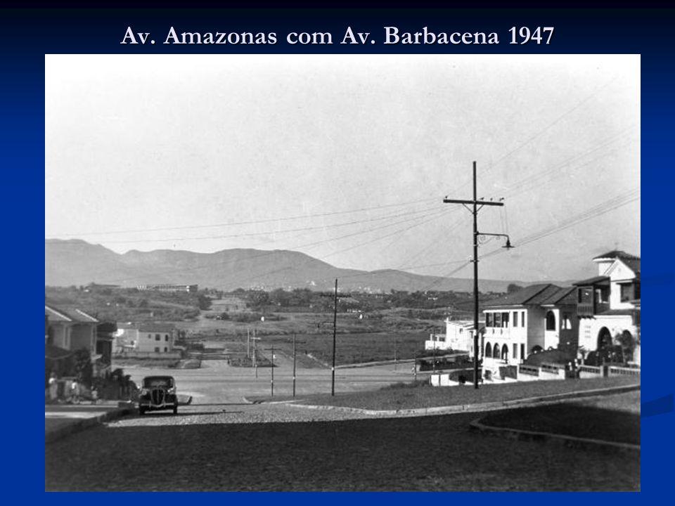 Av. Amazonas com Av. Barbacena 1947
