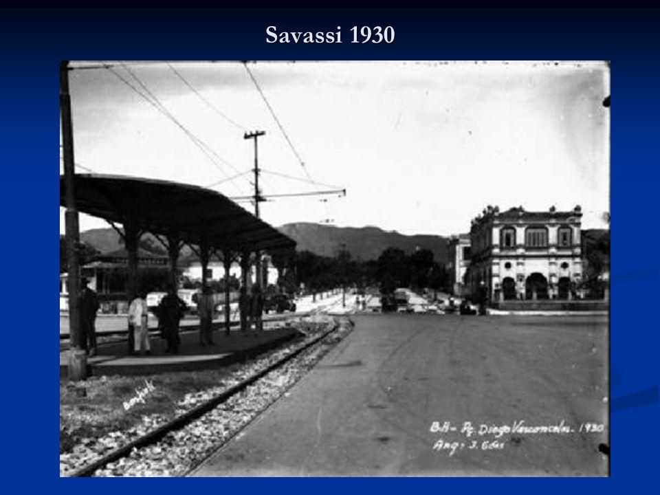Savassi 1930
