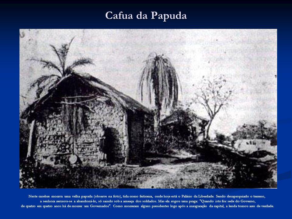 Cafua da Papuda