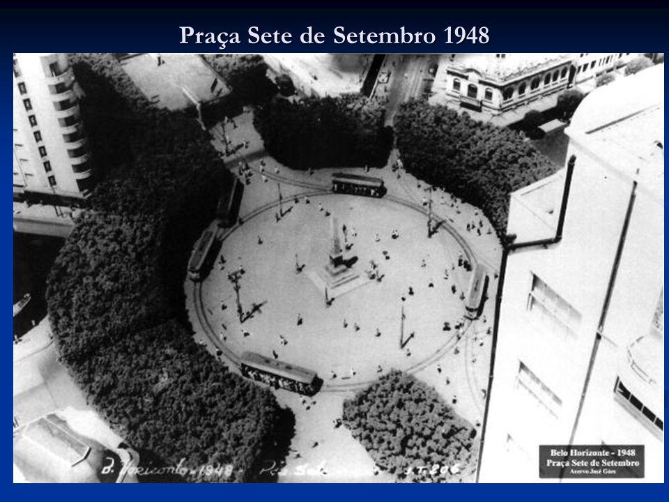 Praça Sete de Setembro 1948