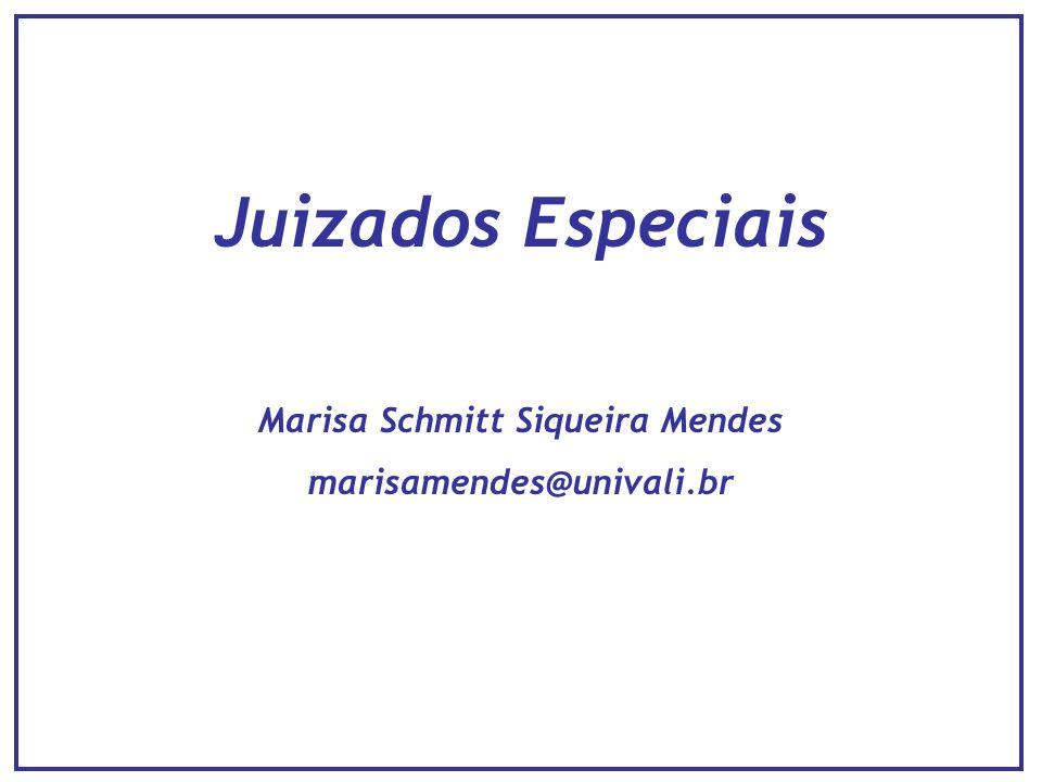 Marisa Schmitt Siqueira Mendes