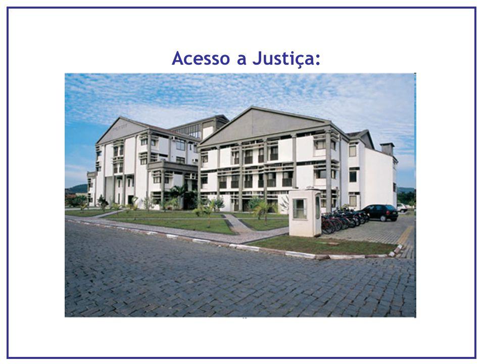 Acesso a Justiça: