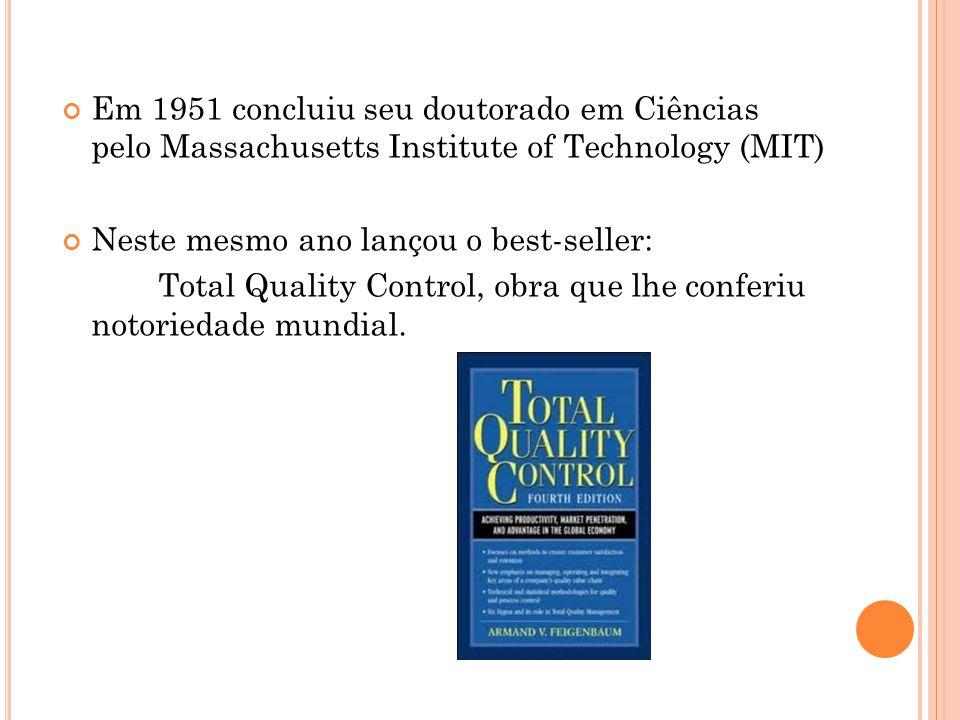 Em 1951 concluiu seu doutorado em Ciências pelo Massachusetts Institute of Technology (MIT)