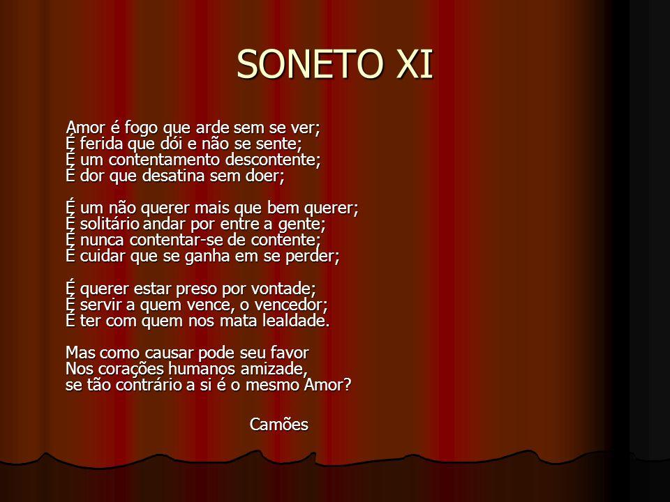 SONETO XI