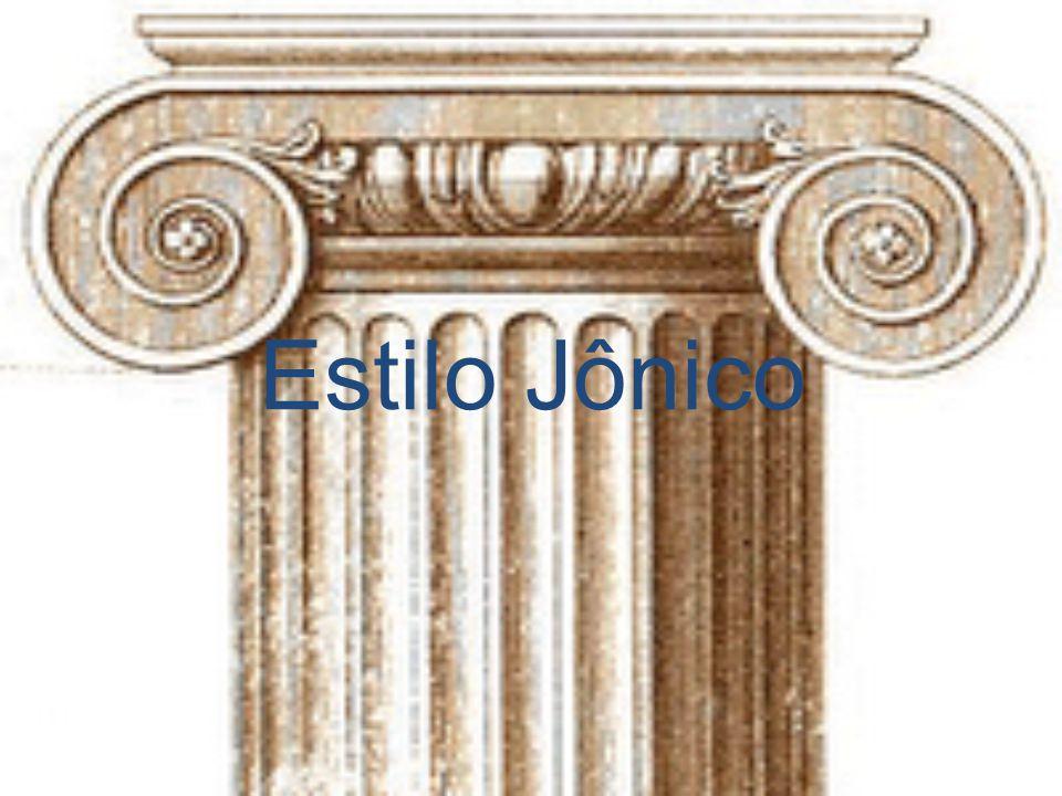 Estilo Jônico