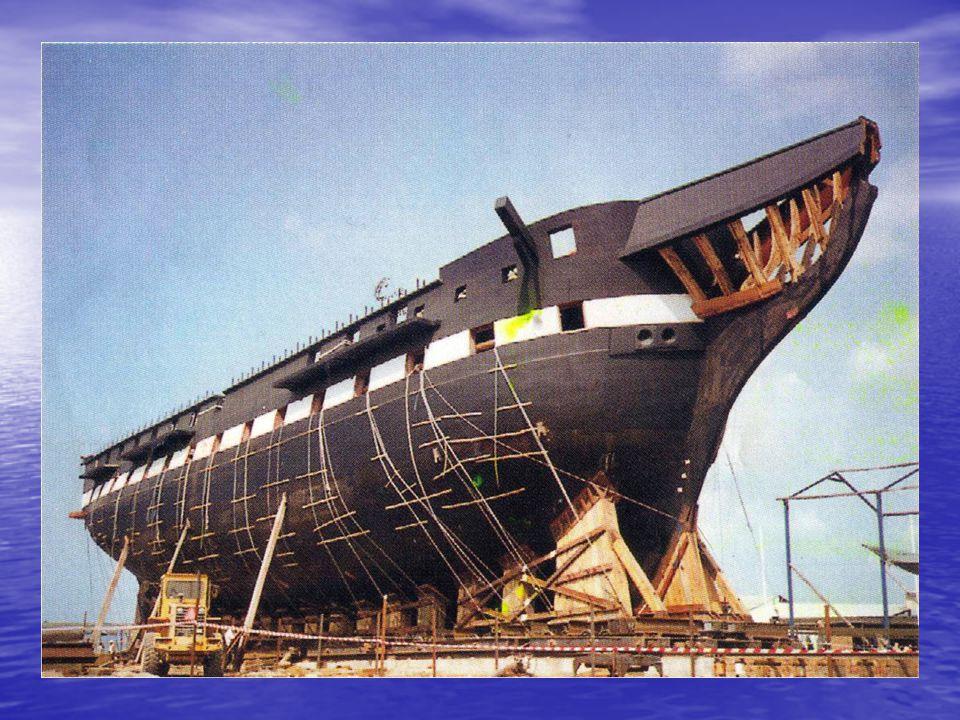 A Marinha conduziu todo o projecto de restauro, coordenado por uma Comissão nomeada para o efeito, com o apoio de diversos peritos.