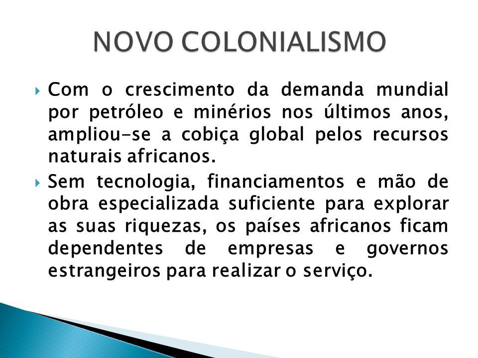 NOVO COLONIALISMO
